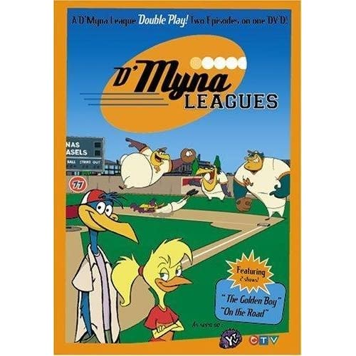 Image 0 of D'myna Leagues: Psych Out/ Mungomania Movie On DVD