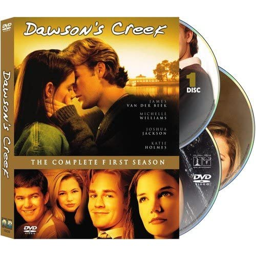 Image 0 of Dawson's Creek The Complete First Season On DVD With James Van Der Beek TV Shows