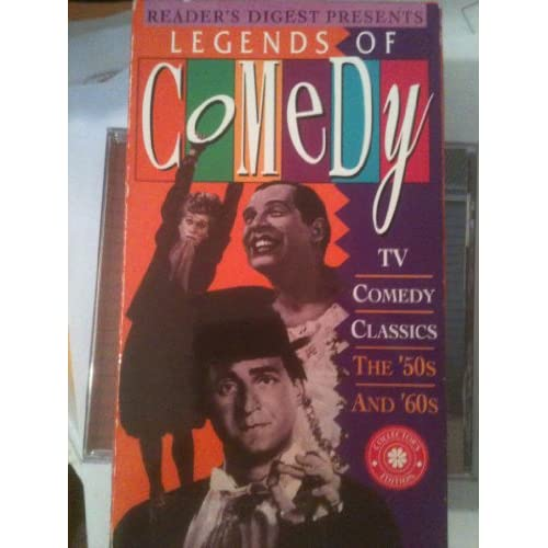 Image 0 of TV Comedy CLASSICS:50'S And 60'S On VHS