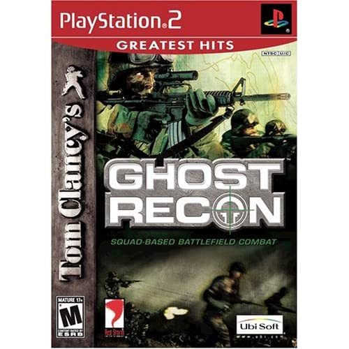 Image 0 of Tom Clancy's Ghost Recon For PlayStation 2 PS2