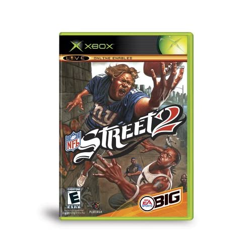 Image 0 of NFL Street 2 Xbox For Xbox Original Football