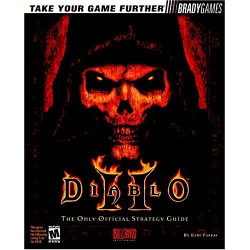 Image 0 of Diablo II Official Strategy Guide Bradygames Strategy Guides