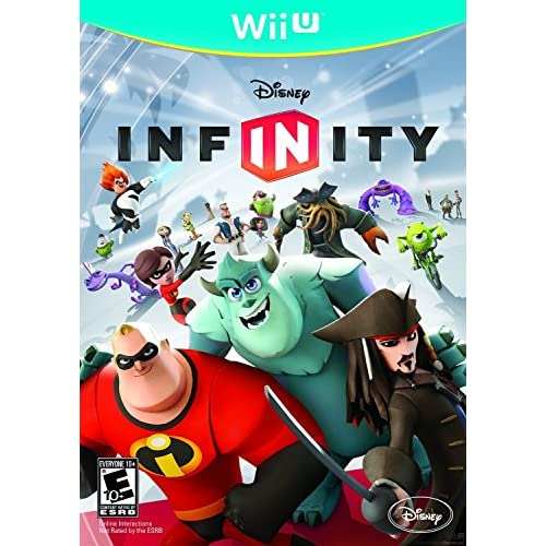 Disney Infinity Game Only Nintendo Wii For Wii U