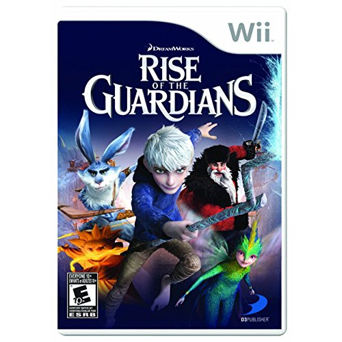 Image 0 of Rise Of The Guardians: The Video Game For Wii And Wii U