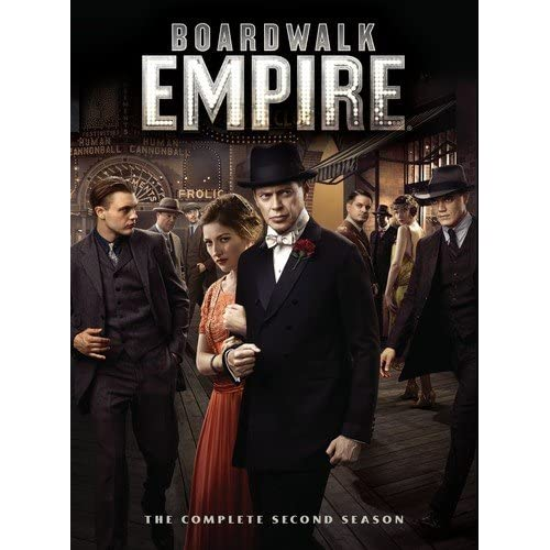 Image 0 of Boardwalk Empire: Season 2 On DVD With Steve Buscemi Drama