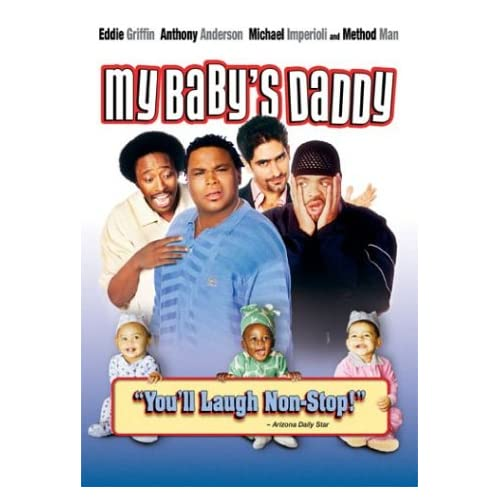 Image 0 of My Baby's Daddy On DVD with Eddie Griffin