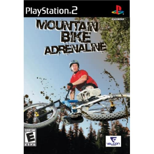 Mountain Bike Adrenaline For PlayStation 2 PS2 Flight