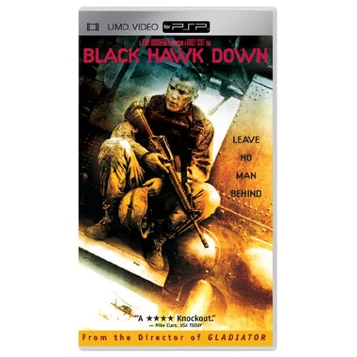 Black Hawk Down UMD For PSP