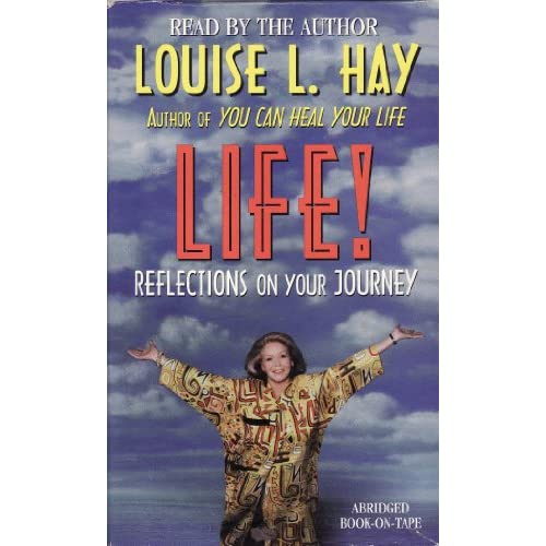 Image 0 of Life!: Reflections On Your Journey By Louise L Hay On Audio Cassette