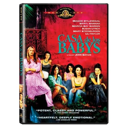 Image 1 of Casa De Los Babys On DVD With Daryl Hannah Drama