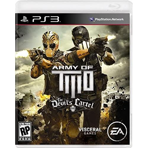 Army Of Two The Devil's Cartel For PlayStation 3 PS3 2