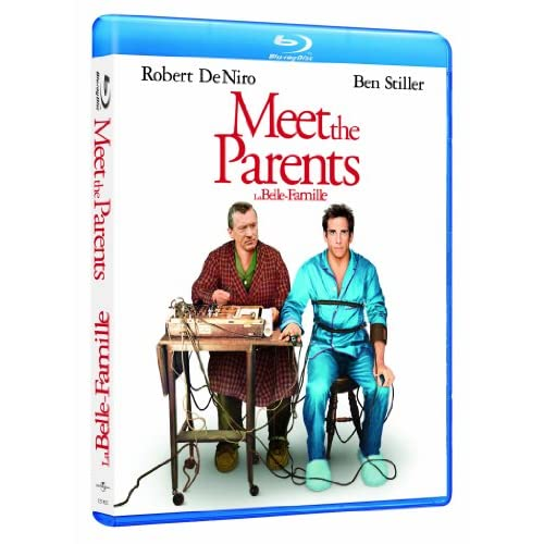 Image 0 of Meet The Parents Blu-Ray On Blu-Ray With Ben Stiller Comedy