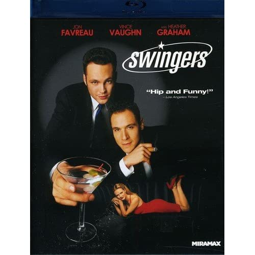 Image 0 of Swingers Blu-Ray On Blu-Ray With Vince Vaughn Comedy
