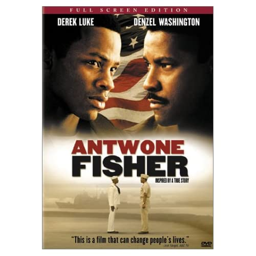 Image 0 of Antwone Fisher Full Screen Edition On DVD With Derek Luke