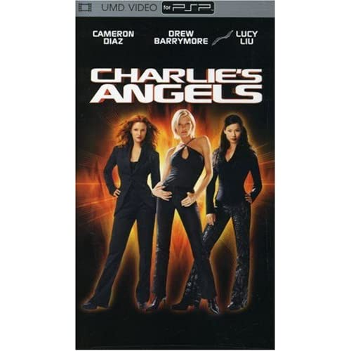 Image 0 of Charlie's Angels Movie UMD For PSP