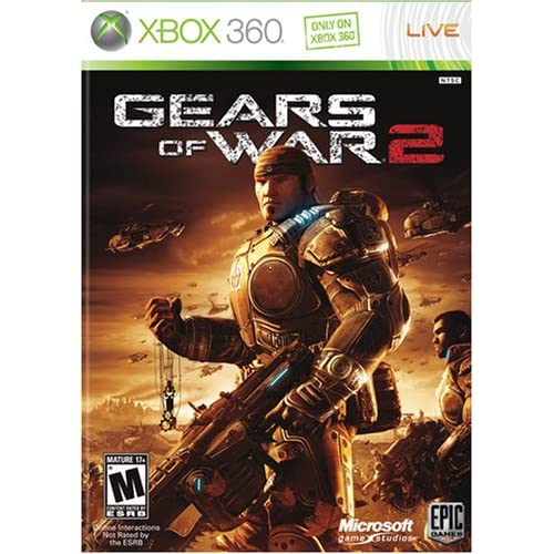 Gears Of War 2 For Xbox 360 Shooter