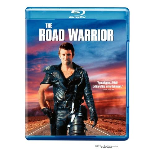 Image 0 of The Road Warrior Blu-Ray On Blu-Ray With Mel Gibson