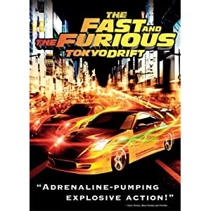 Image 1 of The Fast And The Furious: Tokyo Drift Widescreen Edition On DVD
