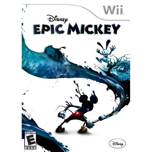 Disney Epic Mickey For Wii