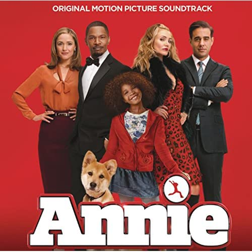 Image 0 of Annie Original Motion Picture Soundtrack By Various On Audio CD Album 2014