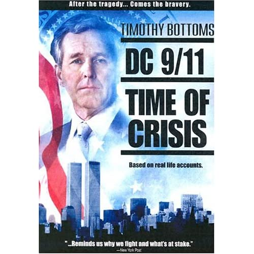 Image 0 of DC 9/11 Time Of Crisis On DVD With Timothy Bottoms