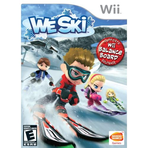 Image 0 of We Ski For Wii