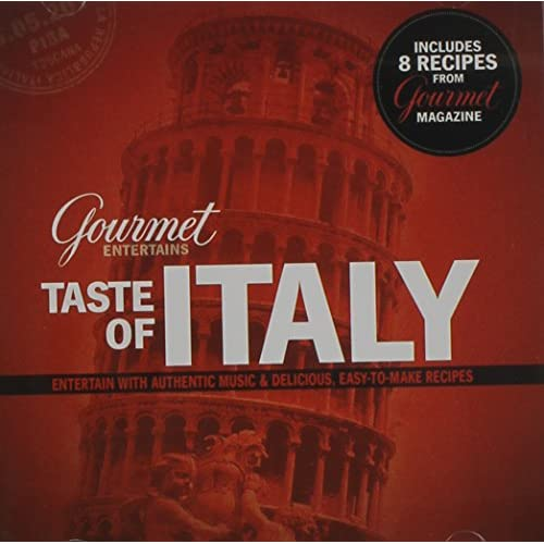 Image 0 of Taste Of Italy By Guido Luciani On Audio CD Album 2013