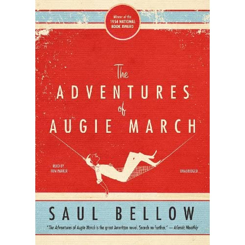 Image 0 of Adventures Of Augie March By Saul Bellow And Tom Parker Reader On Audio Cassette