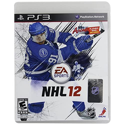 NHL 12 For PlayStation 3 PS3 Hockey