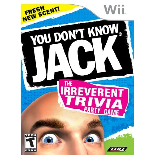 Image 0 of You Don't Know Jack For Wii And Wii U