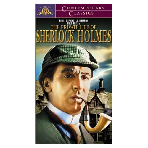 Image 0 of Private Life Of Sherlock Holmes On VHS With Robert Stephens
