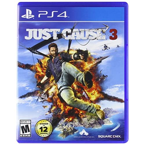 Just Cause 3 For PlayStation 4 PS4