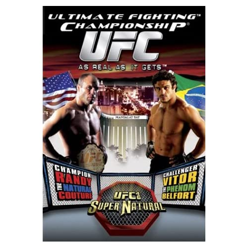 Image 0 of UltimateChampionship UFC 46 Super Natural On DVD With Randy Couture
