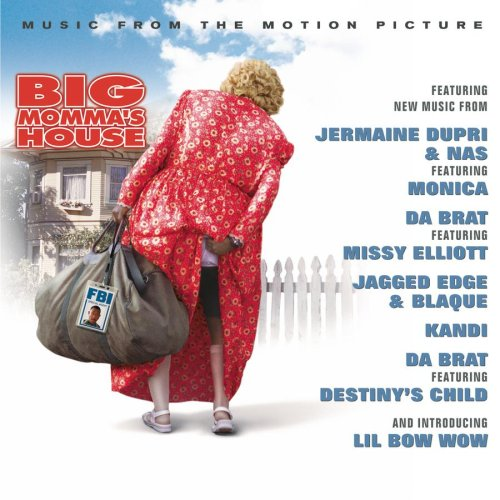 Image 0 of Big Momma's House: Music From The Motion Picture 2000 Film By Various Artists So