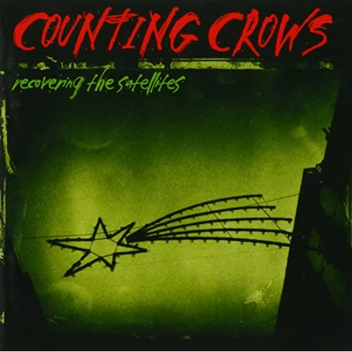 Image 0 of Recovering The Satellites By Counting Crows On Audio CD Album 1996