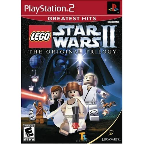 Image 0 of Lego Star Wars II: The Original Trilogy For PlayStation 2 PS2