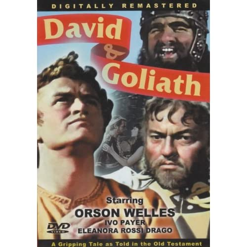 Image 0 of David And Goliath On DVD With Orson Welles