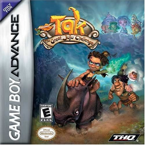 Image 0 of Tak: The Great Juju Challenge For GBA Gameboy Advance