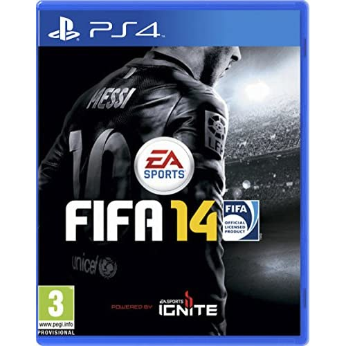 Image 3 of FIFA 14 For PlayStation 4 PS4 Soccer