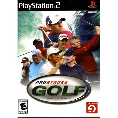 Image 0 of Pro Stroke Golf World Tour For PlayStation 2 PS2