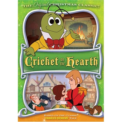 Image 0 of Cricket On The Hearth On DVD