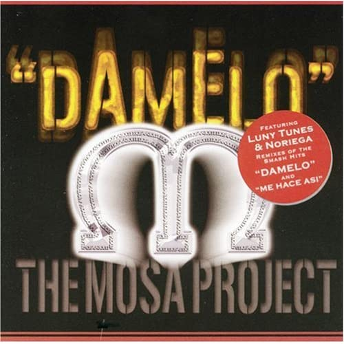 Image 0 of Damelo By Mosa Project On Audio CD Album 2005