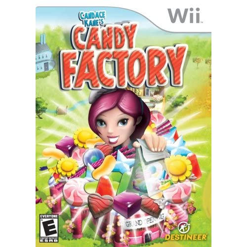 Image 0 of Candy Factory For Wii Puzzle
