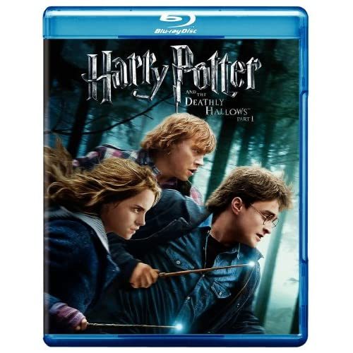 Image 0 of Harry Potter And The Deathly Hallows Part 1 Blu-Ray On Blu-Ray