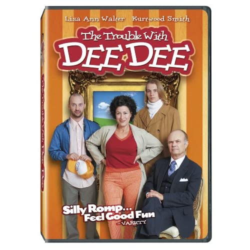 Image 0 of Trouble With Dee Dee On DVD With Lisa Ann Walter Comedy