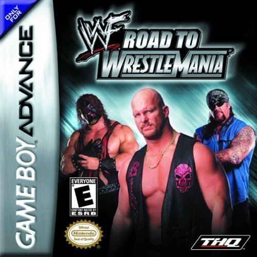 Image 0 of WWE Road To Wrestlemania For GBA Gameboy Advance Wrestling