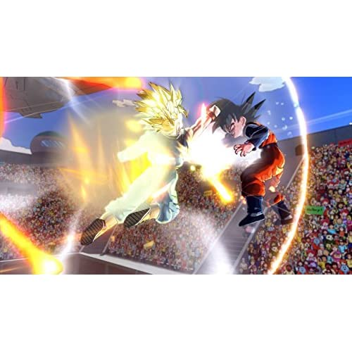 Image 3 of Dragon Ball Xenoverse For PlayStation 4 PS4 Fighting