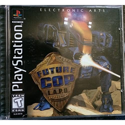 Image 0 of Future Cop: Lapd For PlayStation 1 PS1