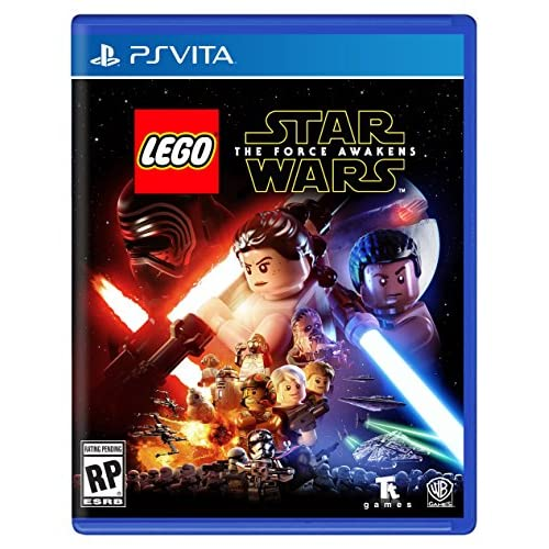 Image 0 of Lego Star Wars: The Force Awakens PlayStation Vita Standard Edition For Nintendo