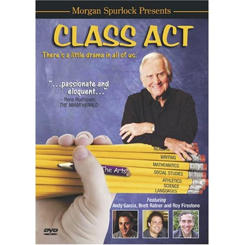 Image 0 of Class Act On DVD with Jay W Jenson